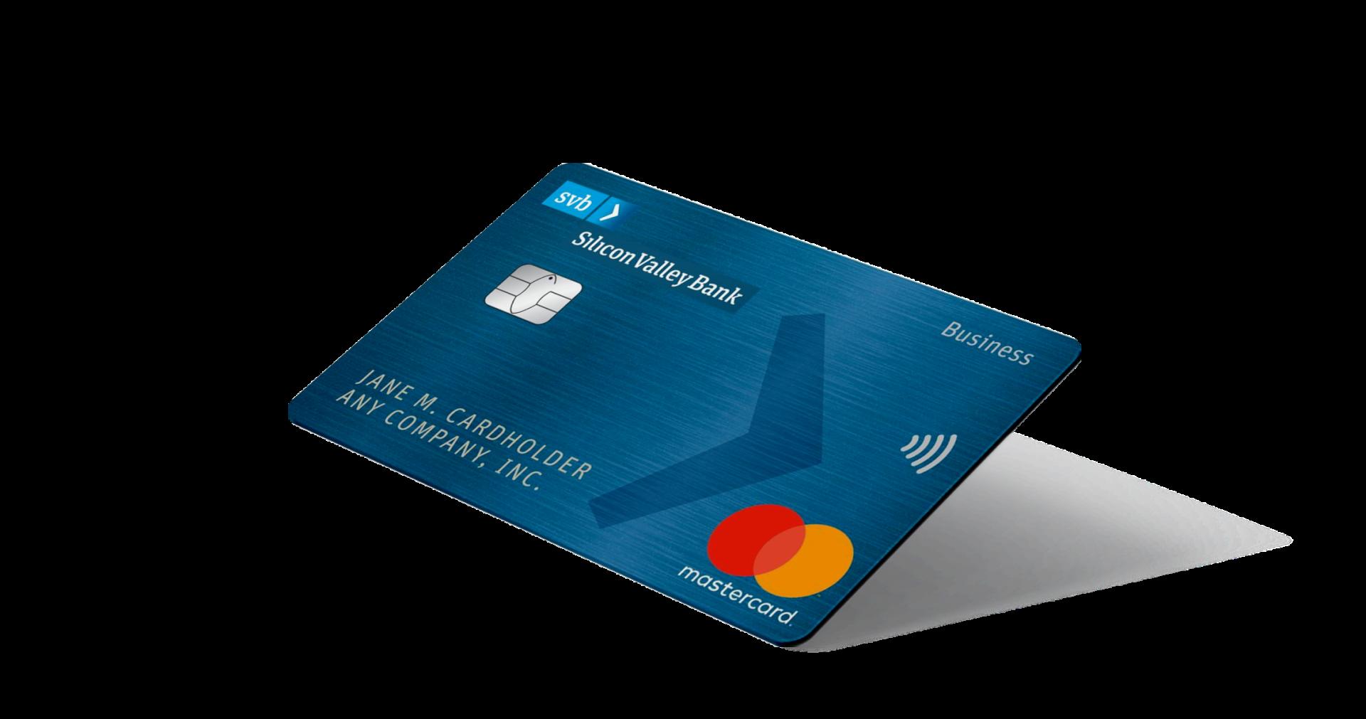 Silicon Valley Bank Card